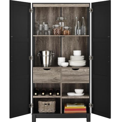 Ameriwood Home Dining Kitchen Storage At Lowes Com