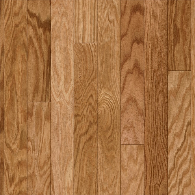 Style Selections Natural Gold Oak 3 In