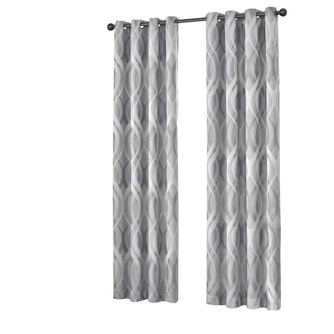 Single Curtain Panel In The Curtains