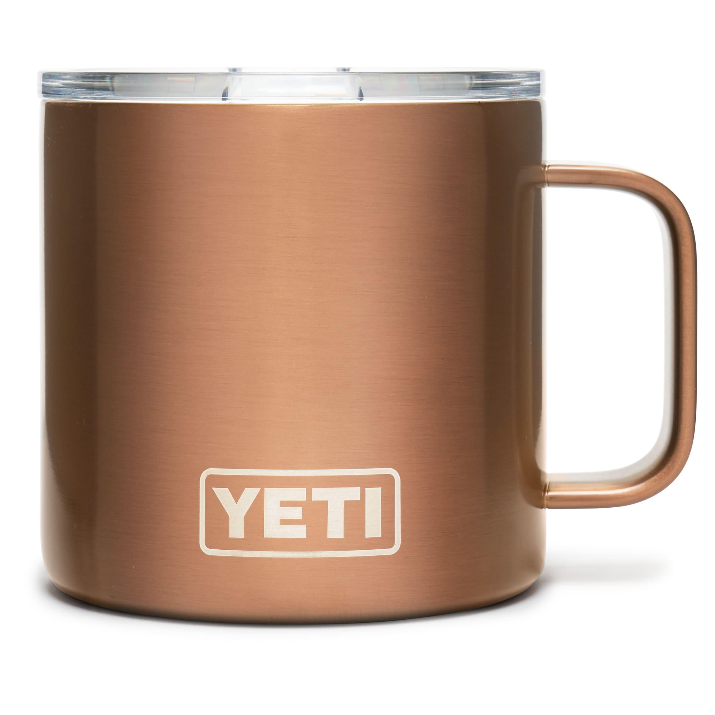 YETI Rambler 14-fl oz Stainless Steel Travel Mug | 21071500289