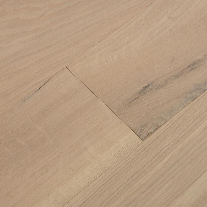 Cali Hardwoods Odyssey Apollo Off White, White Maple Laminate Flooring