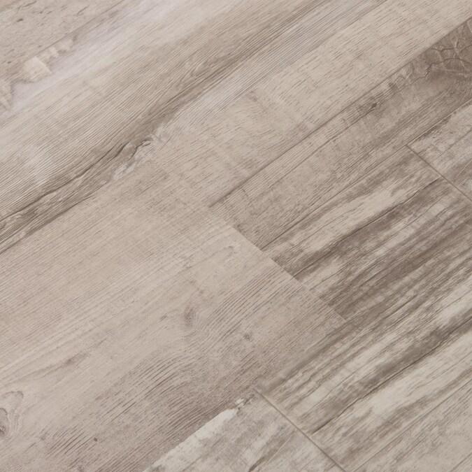 Cali Vinyl Pro Classic Gray Ash 7 In, Laminate And Vinyl Flooring