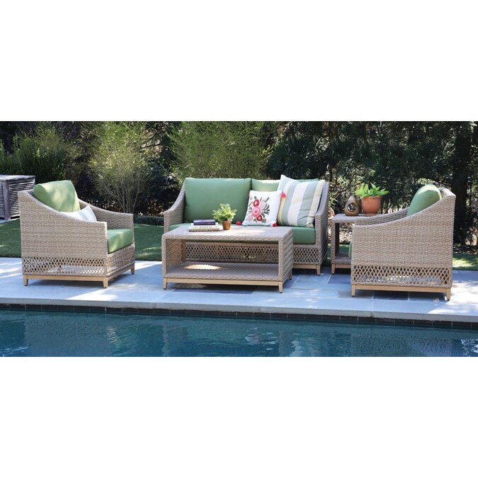 Garden Prescott 5pc Deep Seating Set, Prescott Collection Patio Furniture