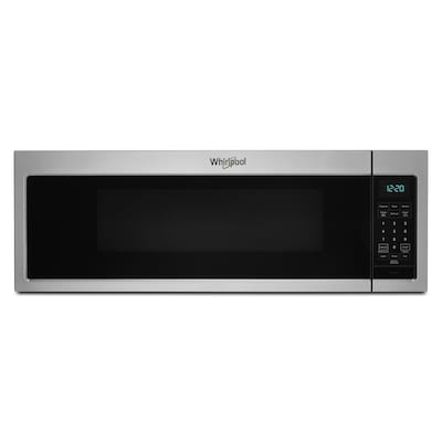 Low Profile Over The Range Microwaves