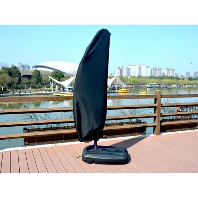 Black Polyester Patio Furniture Cover, Patio Furniture Direct