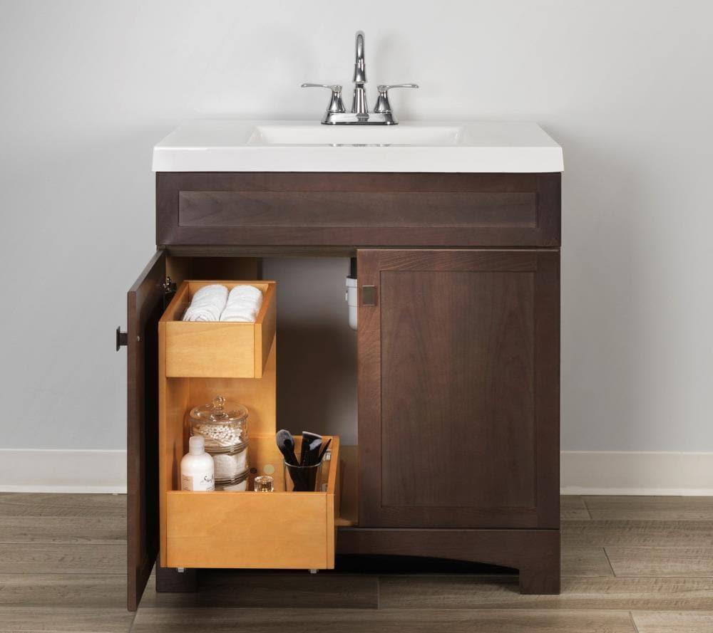 Bathroom Vanity Drawer Organizer