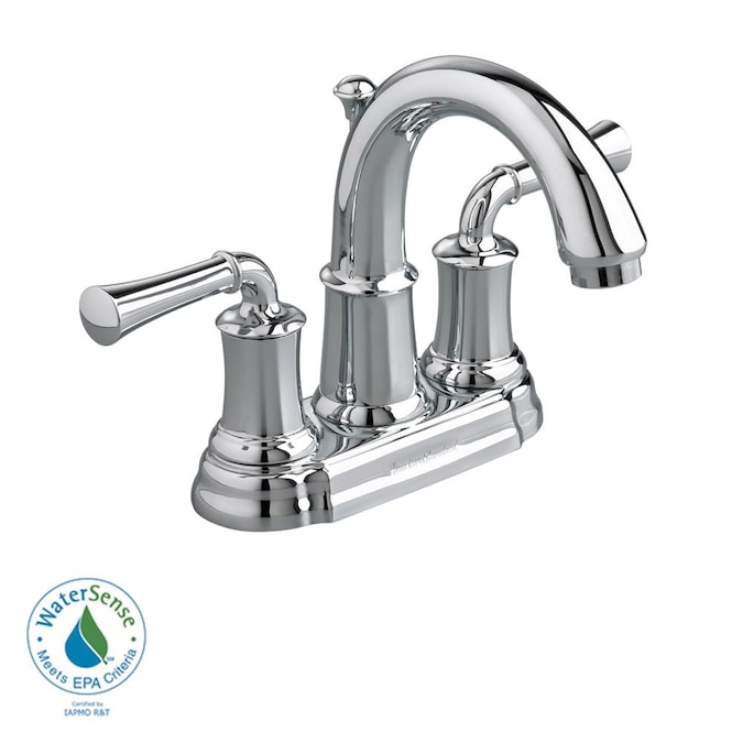 Bathroom Sink Faucets, Standard Bathroom Faucet