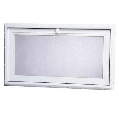 Basement Hopper Windows, Basement Window Side Mount Hinges