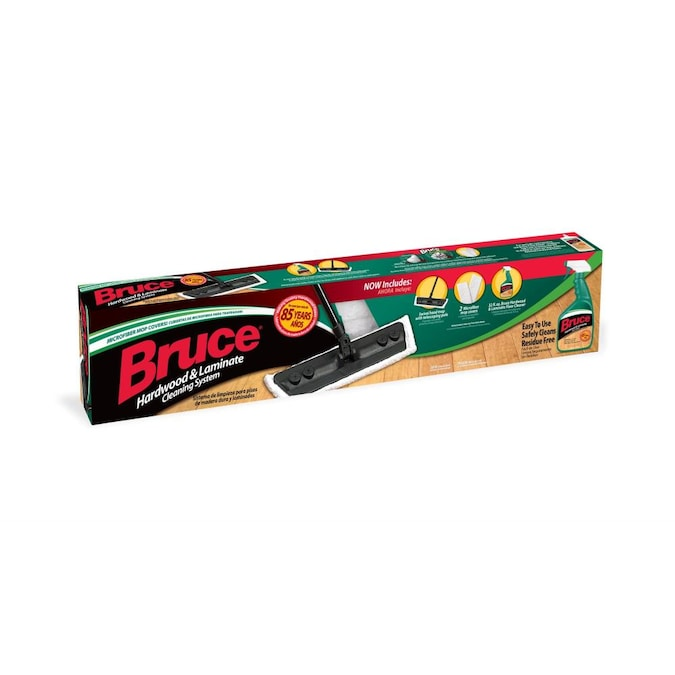 Bruce Cleaner And Mop Floor Care Kit In