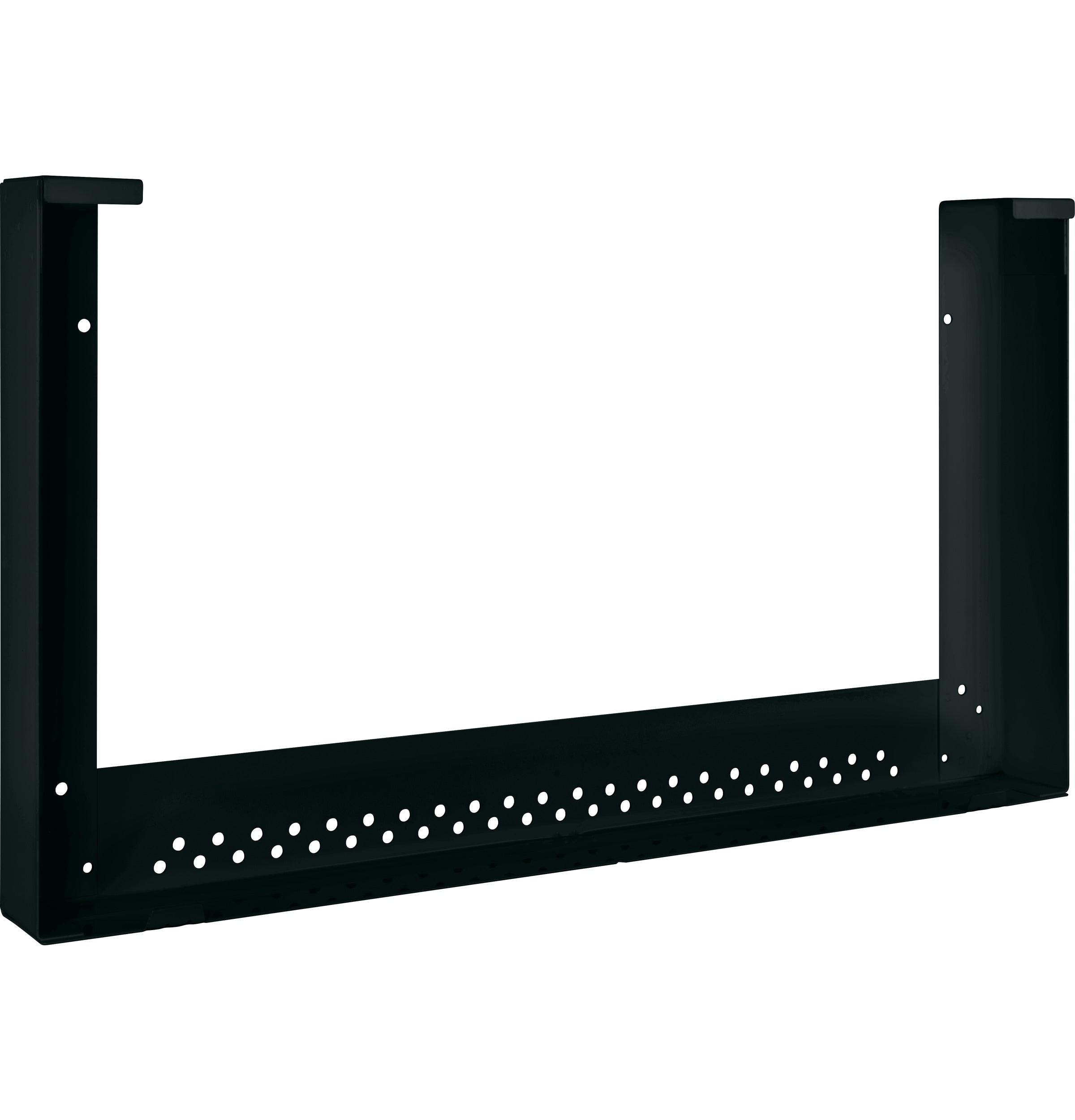 The Range Microwave Mounting Kit Black