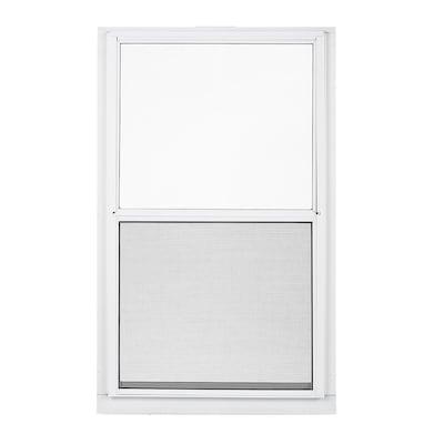 X 55 In Low E Aluminum White Window, Basement Storm Windows Canada