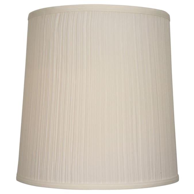 Beige Fabric Drum Lamp Shade, 14 Inch Lamp Shade Canada