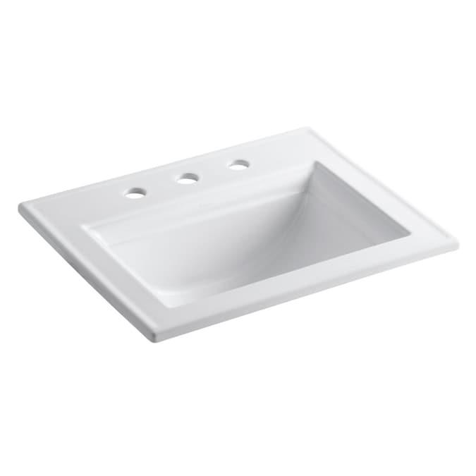 Drop In Bathroom Sinks At Lowes Com