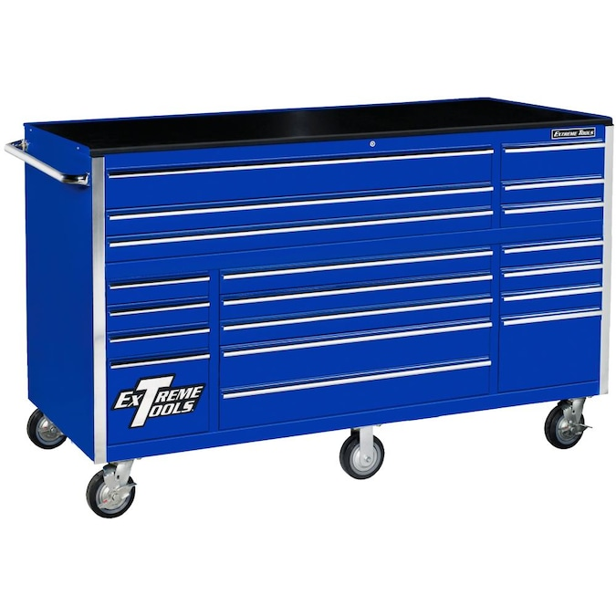 Extreme Tools 72 In 19 Drawer Roller, 72 Tool Cabinet