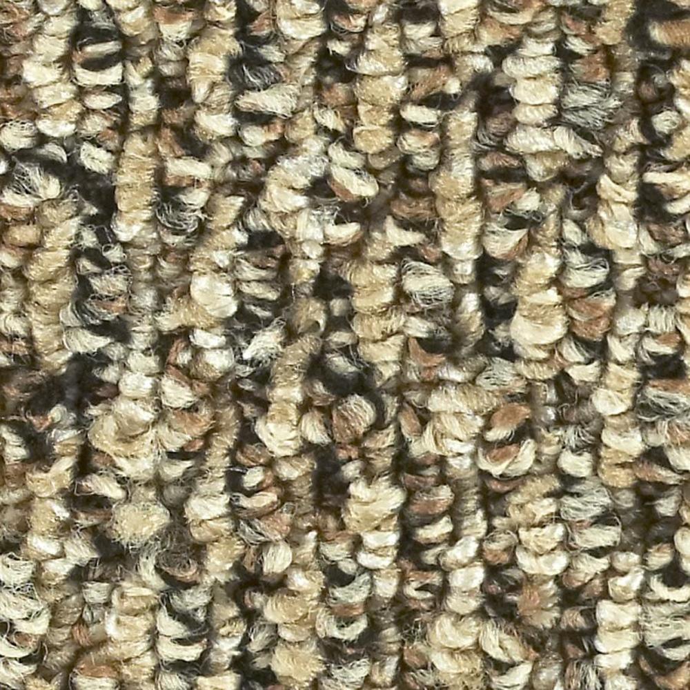 Boca Tigers Eye Berber Loop Carpet, Brown Outdoor Carpet Menards