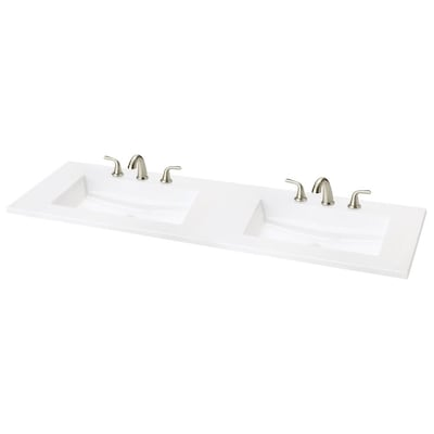 Project Source Bathroom Vanity Tops At Lowes Com