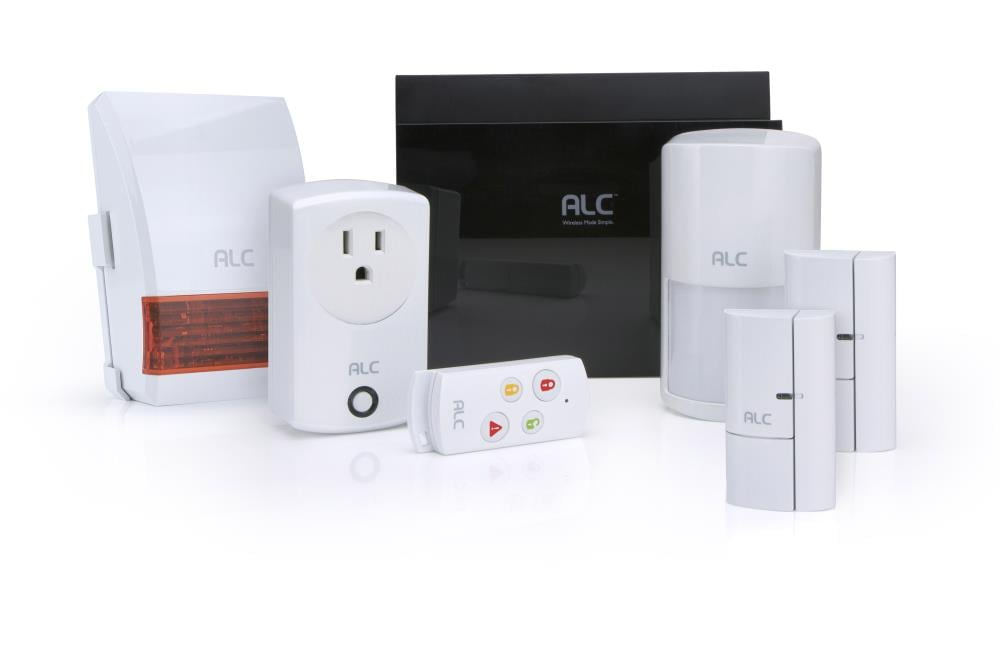 ALC Connect Smart Home Security System   AHS616