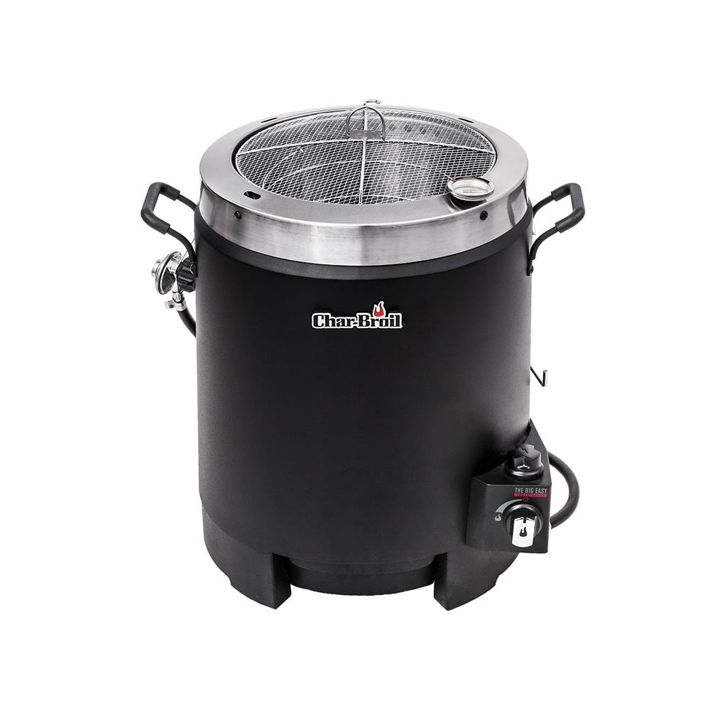 Char-Broil The Big Easy Oil-Less Turkey Fryer Stainless Steel | 17102065