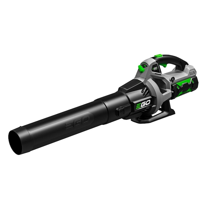 EGO POWER+ 530-CFM 56-Volt 110-MPH Brushless Handheld Cordless Electric Leaf Blower 2.5 Ah(Battery & Charger Included)