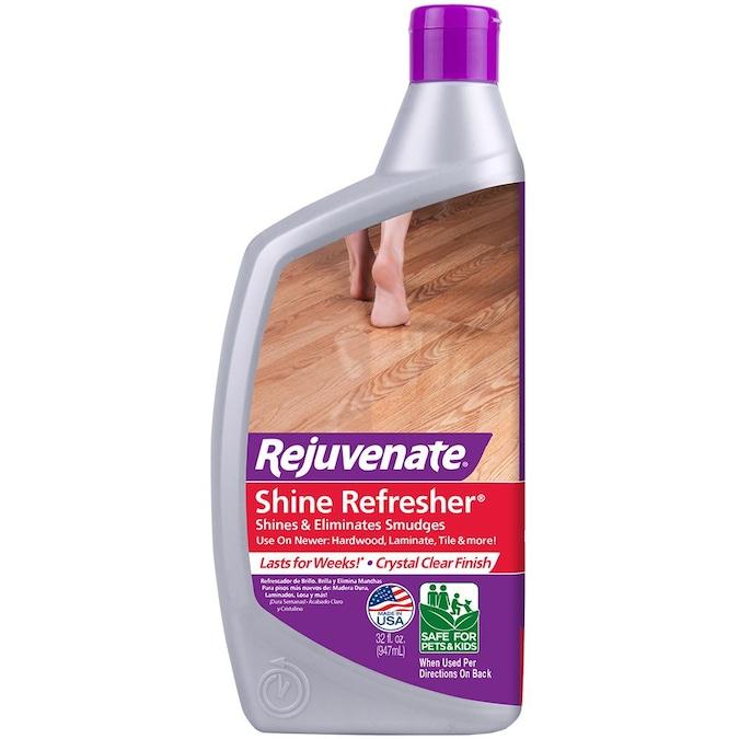 Rejuvenate 32 Fl Oz Floor Polish In The, Can You Use Rejuvenate On Laminate Flooring