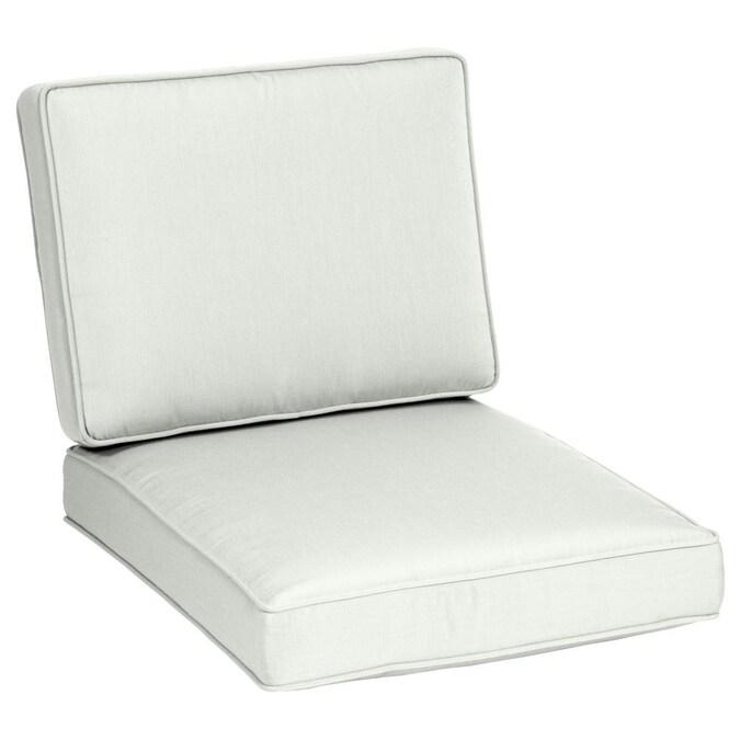 Patio Furniture Cushions, White Outdoor Furniture Cushions