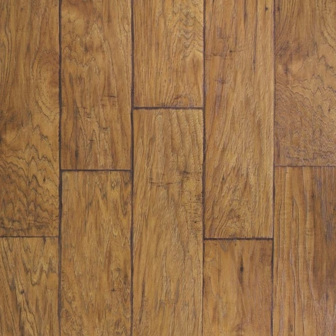 Allen Roth Nr Ar Hs Saddle Hickory 20, Allen And Roth Laminate Flooring