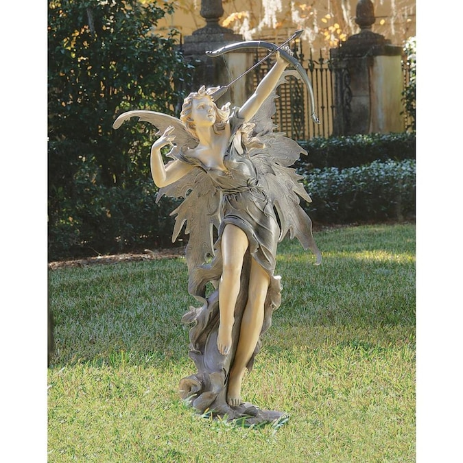 W Fairy Garden Statue, Fairy Garden Statues Canada