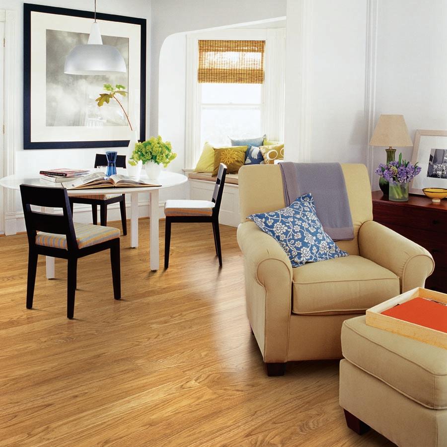Laminate Flooring Department At, Pergo Goldenrod Hickory Laminate Flooring