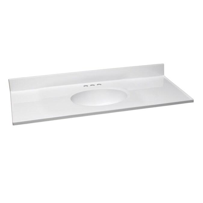 Bathroom Vanity Tops, 48 X 19 Bathroom Vanity