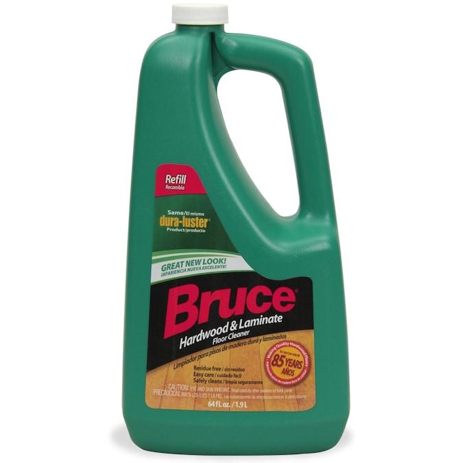 Bruce 64 Fl Oz Liquid Floor Cleaner In