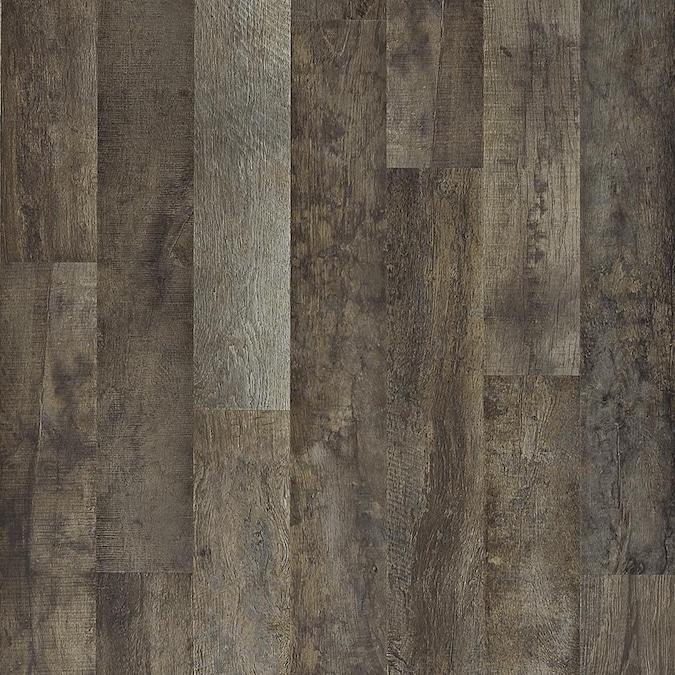 Wetprotect Distressed Lumber Wood 12 Mm, Wide Plank Laminate Flooring Distressed