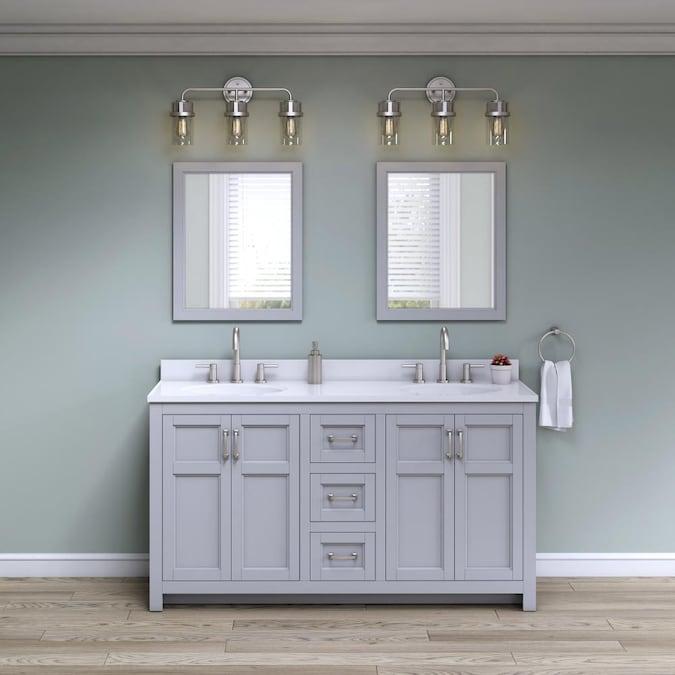 In The Bathroom Vanities With Tops, Bathroom Vanity Mirror With Lights