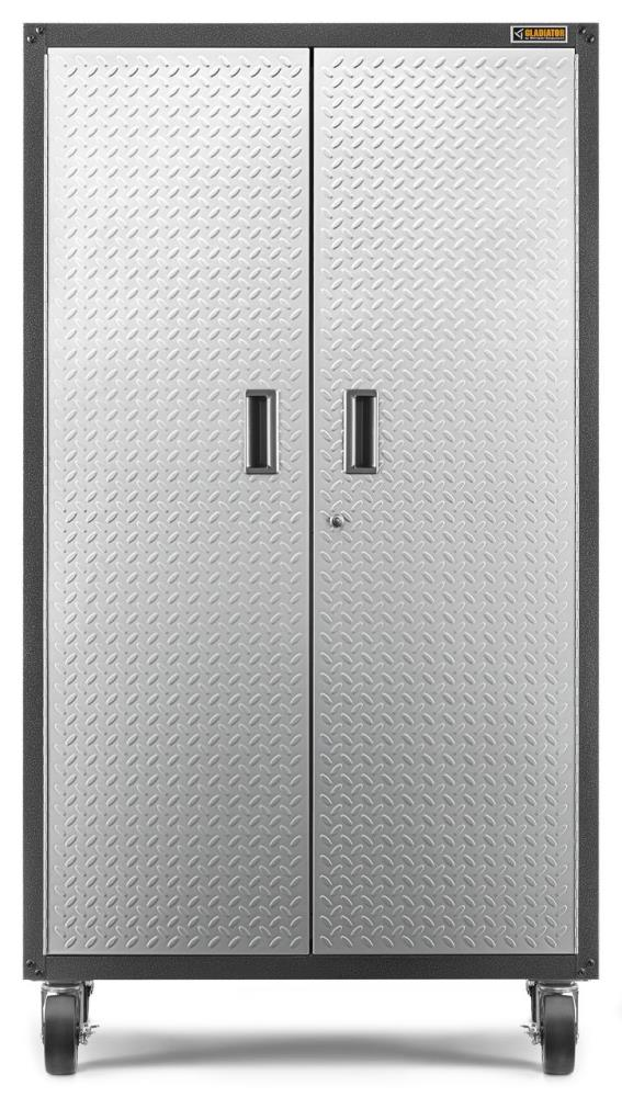 Wall Mounted Garage Cabinet, Storage Cabinets With Locks