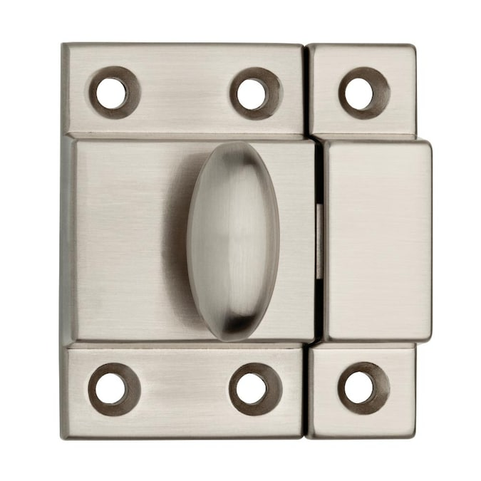 latches Consists in multiple styles