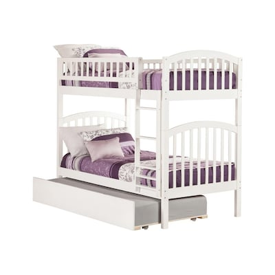 White Bunk Beds At Lowes Com