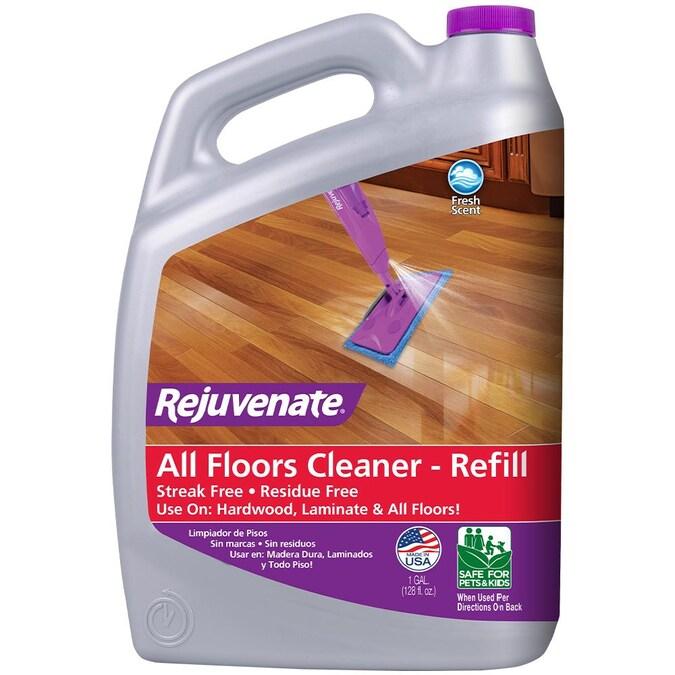Rejuvenate 128 Fl Oz Liquid Floor, Can You Use Rejuvenate On Laminate Flooring