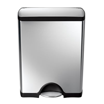 Stainless Steel Indoor Trash Cans At Lowes Com