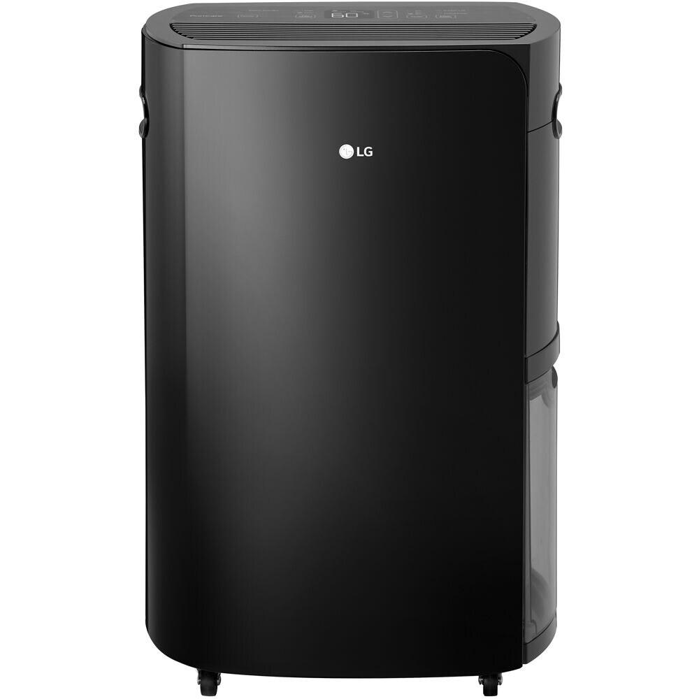 LG Electronics 50-Pint Dehumidifier with Bucket, Pump and WiFi_PuriCare, Blacks