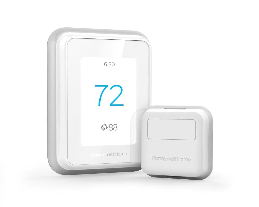 Honeywell Home T9 Smart Thermostats With Sensor