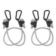 2-Pk National Hardware Assorted Length Adjustable Bungee Cord Deals