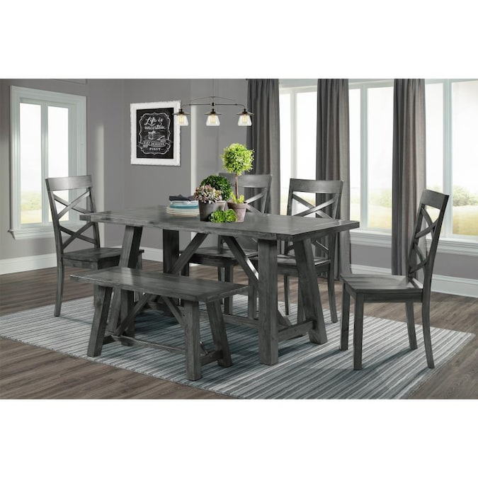 Picket House Furnishings, Dining Room Sets For 6