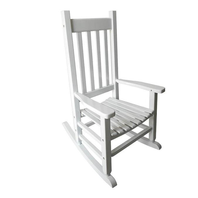 With Slat Seat In The Patio Chairs, Outdoor Wood Slat Rocking Chair Black