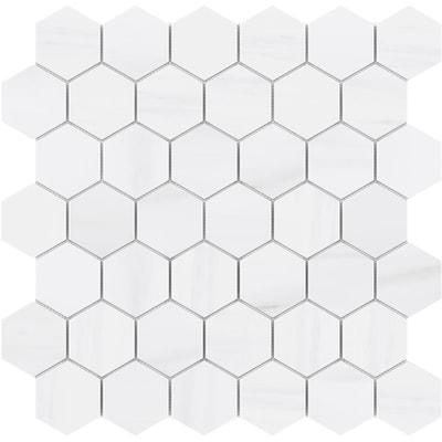 Dolomite Wall Tile Light Grey Satin 200x500mm