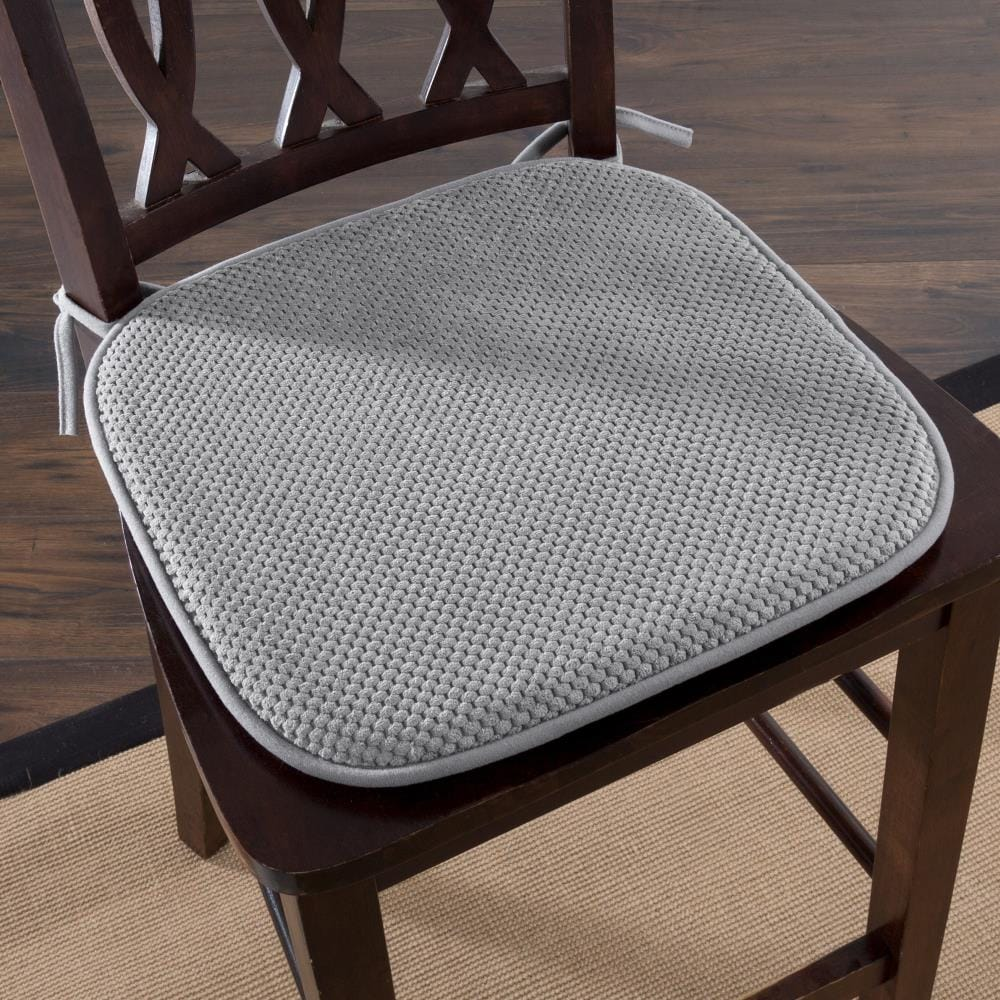 Hastings Home Memory Foam Chair Cushion, Memory Foam For Dining Room Chairs