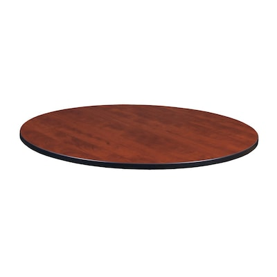 Regency Cherry Maple Round Craft Table, Round Table Tops Canada