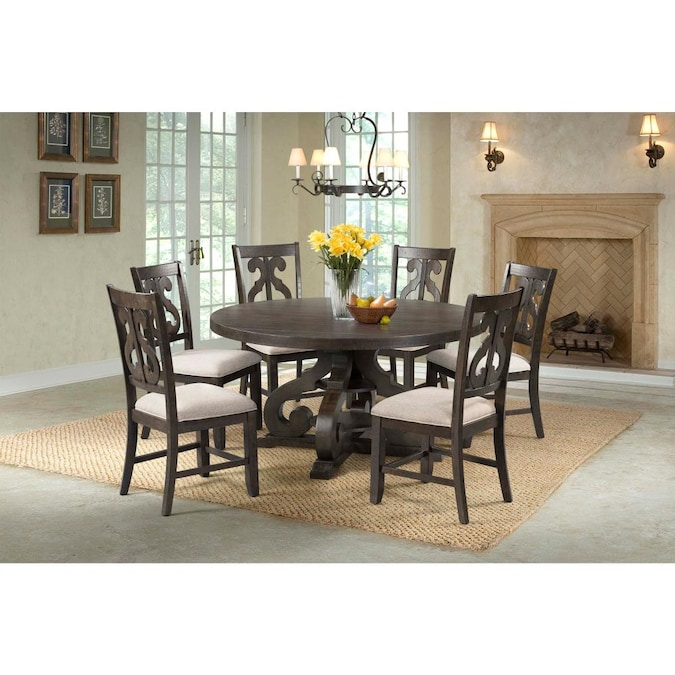 Chairs In The Dining Room Sets, Round Dining Room Table Sets
