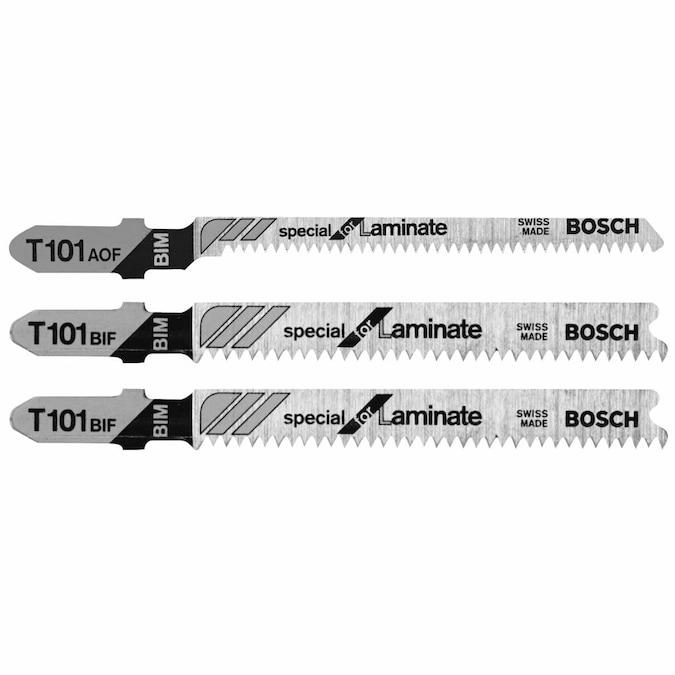 T Shank Bi Metal Jigsaw Blade Set, Jigsaw Blade For Laminate Flooring
