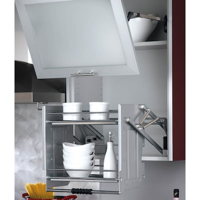 Pull Down Cabinet Organizers At Lowes Com