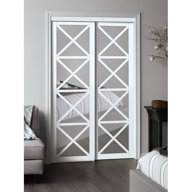Closet Doors Department At, Replacement Track For Sliding Mirror Closet Doors