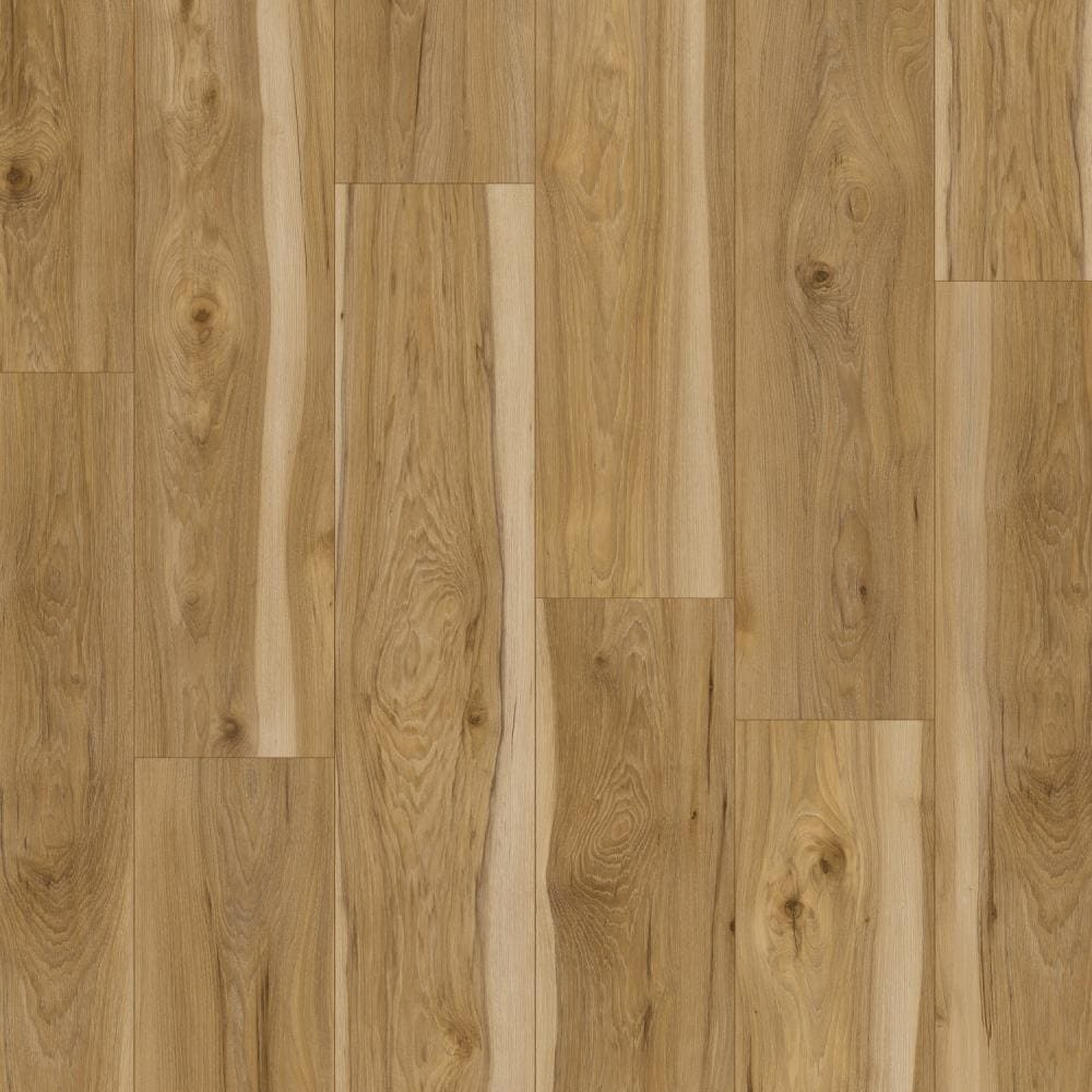American Heritage Lawrenceville Hickory, Laminate Flooring 2000 Sq Ft